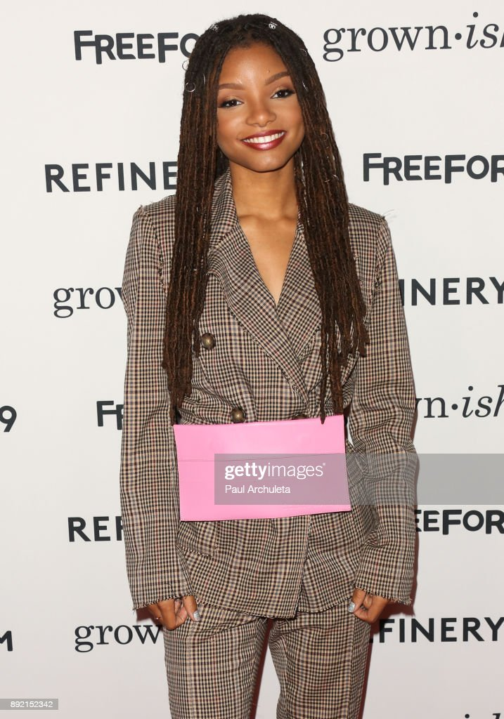 "Premiere Of ABC's ""Grown-ish"" - Arrivals"