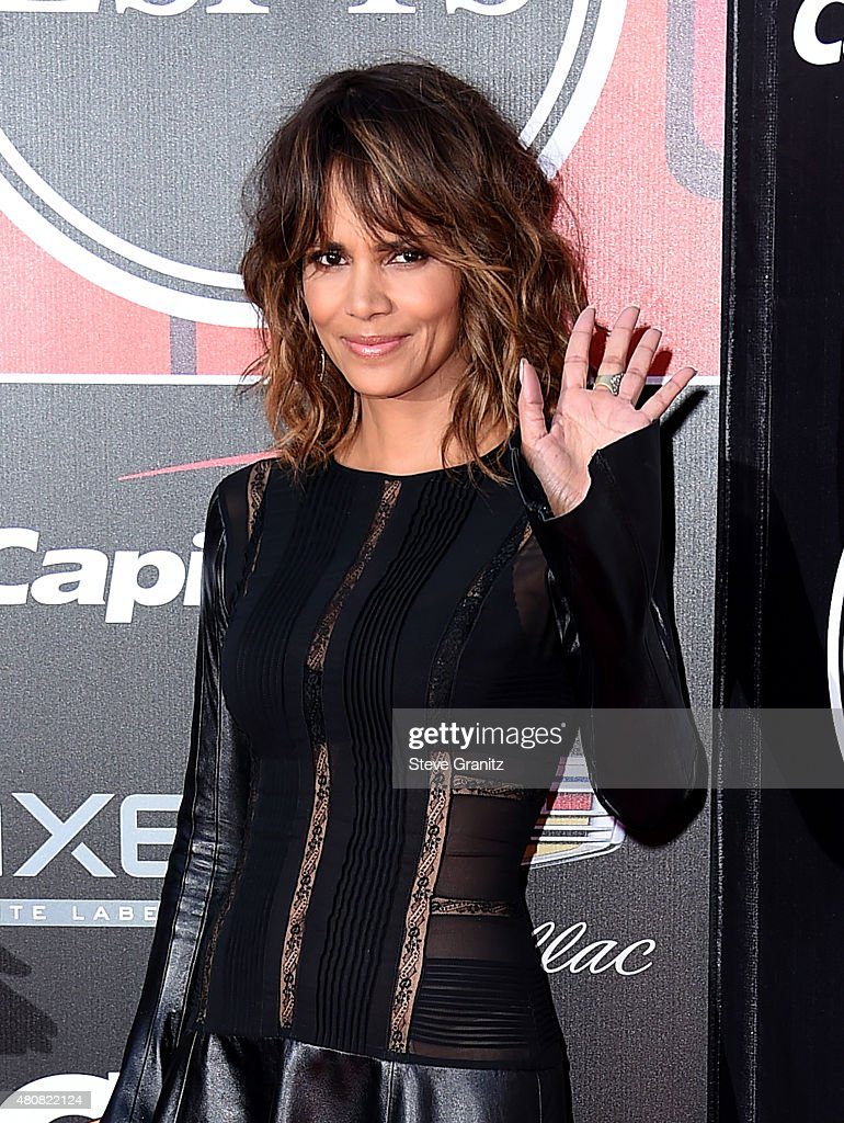 Actress Halle Berry attends The 2015 ESPYS at Microsoft Theater on July 15, 2015 in Los Angeles, California.
