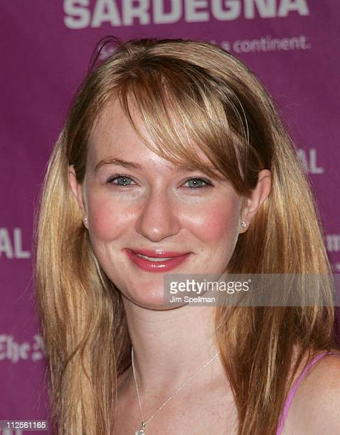 Actress Halley Feiffer attends the 45th New York Film Festival 'Margot at the Wedding' Premiere at The Rose Theater Frederick P Rose Hall on October...