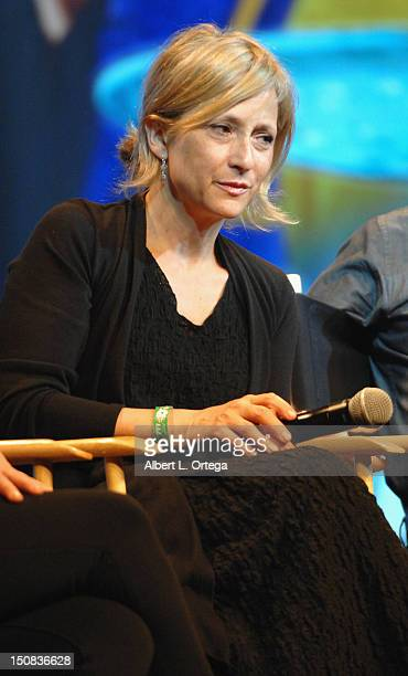 Actress Hallie Todd participates in the 11th Annual Official Star Trek Convention day 2 held at the Rio Hotel Casino on August 10 2012 in Las Vegas...