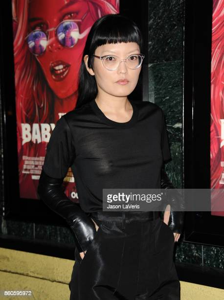 Actress Hana Mae Lee attends the premiere of 'The Babysitter' at the Vista Theatre on October 11 2017 in Los Angeles California