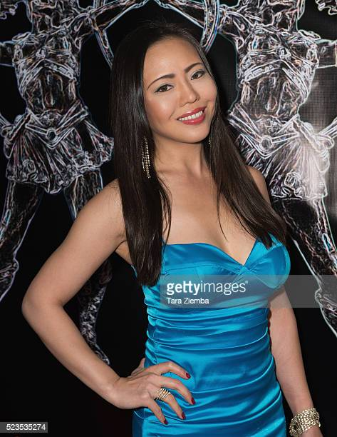 Actress Hana Yuka Sano attends the 2nd Annual Artemis Film FestivalRed Carpet Opening Night/Awards Presentation at Ahrya Fine Arts Movie Theater on...