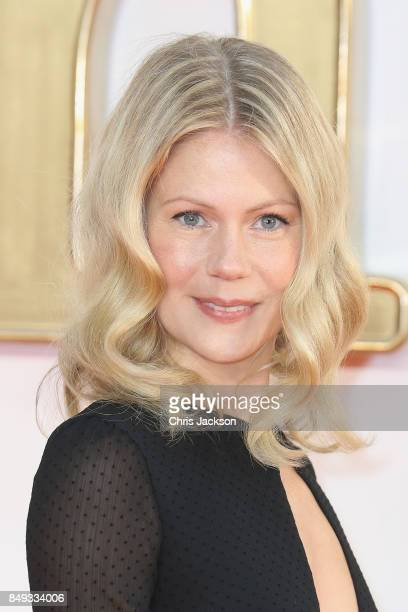 Actress Hanna Alstrom attends the 'Kingsman The Golden Circle' World Premiere held at Odeon Leicester Square on September 18 2017 in London England
