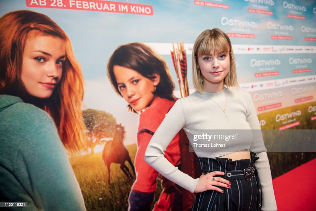 "DEU: ""Ostwind - Aris Ankunft"" Premiere In Frankfurt am Main"