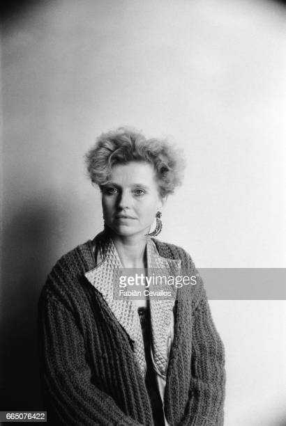 Actress Hanna Schygulla appears in the 1983 Italian film Storia di Piera Directed by Marco Ferreri and based on the story by Piera Degli Esposti the...