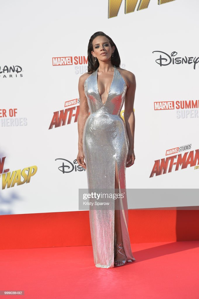 """European Premiere of Marvel Studios """"Ant-Man And The Wasp"""" : News Photo"""