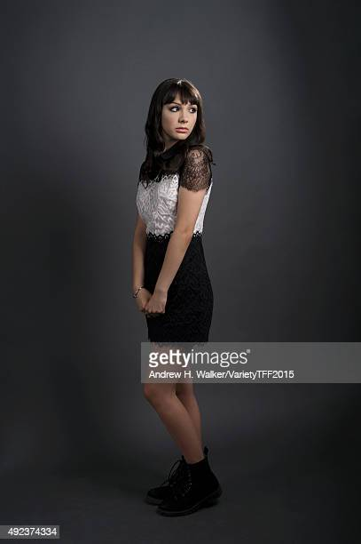 Actress Hannah Marks is photographed for Variety at the Tribeca Film Festival on April 24 2015 in New York City