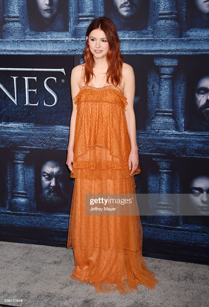 "Premiere Of HBO's ""Game Of Thrones"" Season 6 - Arrivals"