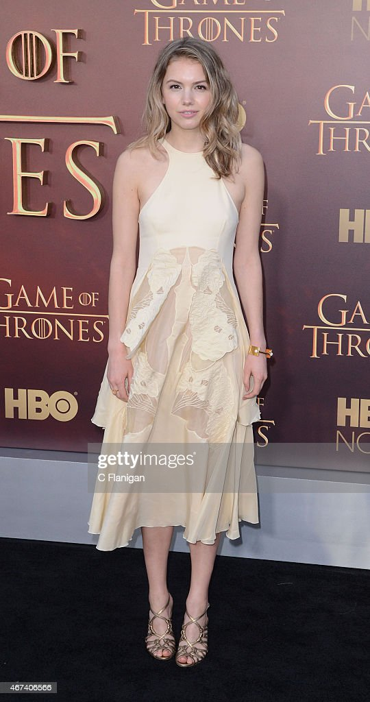 """San Francisco Premiere Of HBO's """"Game Of Thrones"""" Season 5 - Arrivals"""