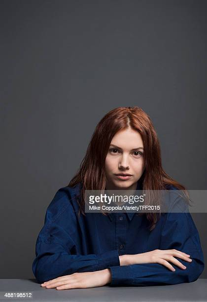 Actress Hannah Murray is photographed for Variety at the Tribeca Film Festival on April 16 2015 in New York City