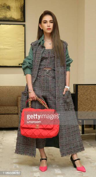 Actress Hannah Quinlivan attends a Chanel event on November 21, 2019 in Taipei, Taiwan of China.