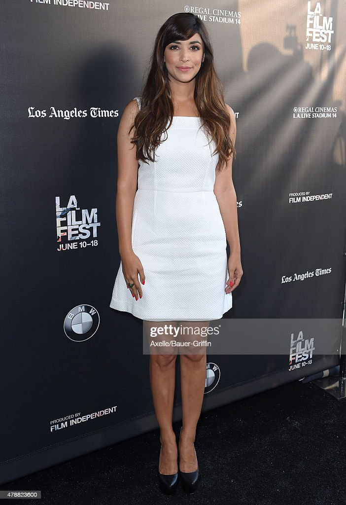 "2015 Los Angeles Film Festival - ""Flock Of Dudes"" Screening - Arrivals"