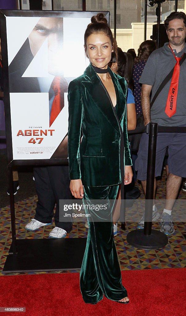 """Hitman Agent 47"" New York Premiere"