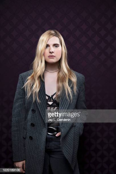 Actress Hari Nef from 'Assassination Nation' are photographed for Los Angeles Times on July 19, 2018 in San Diego, California. PUBLISHED IMAGE....
