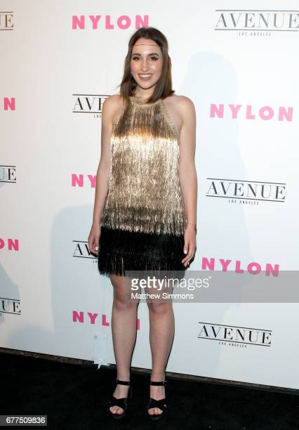 Actress Harley Quinn Smith attends NYLON's Annual Young Hollywood May Issue Event at Avenue on May 2 2017 in Los Angeles California