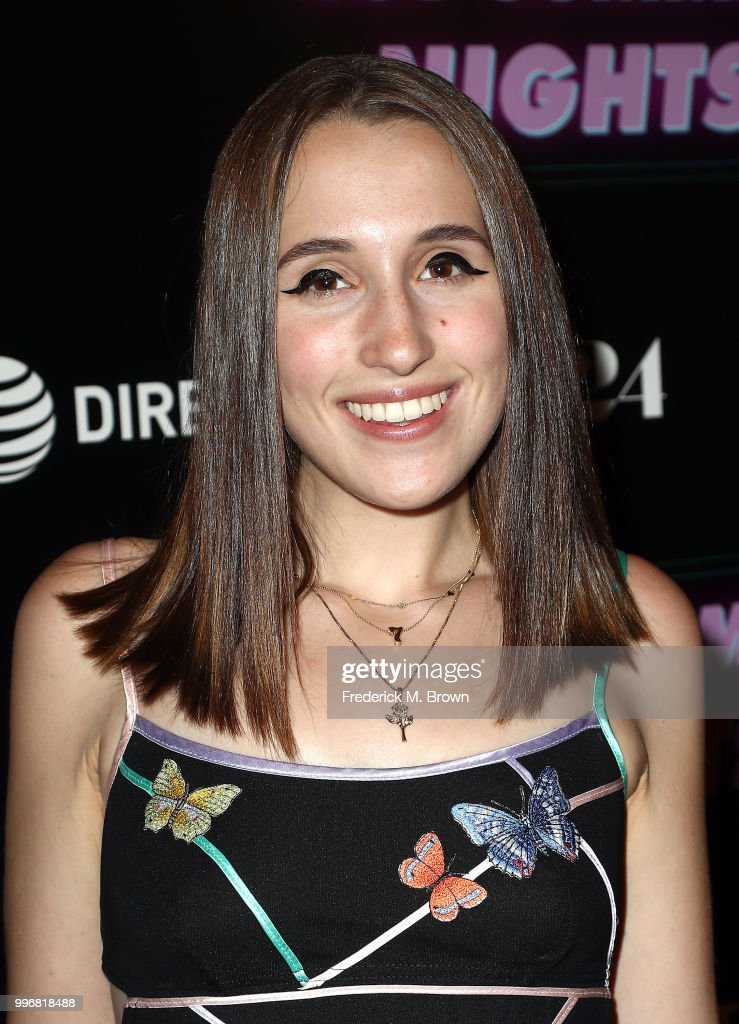 Actress Harley Quinn Smith attends the Screening of A24's 'Hot Summer Nights' at the Pacific Theatres at The Grove on July 11, 2018 in Los Angeles, California.