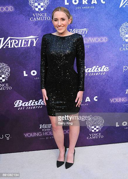 Actress Harley Quinn Smith attends Variety's Power of Young Hollywood event presented by Pixhug with platinum sponsor Vince Camuto at NeueHouse...