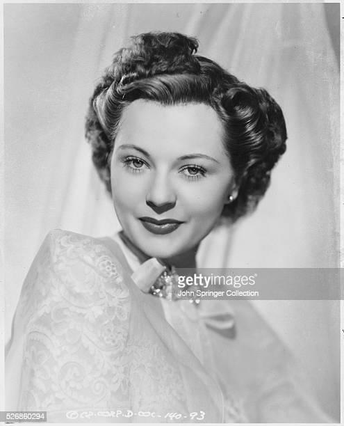 Actress Harriet Hilliard