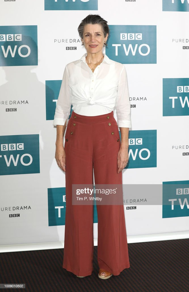 Actress Harriet Walter During The Honourable Woman Photocall At