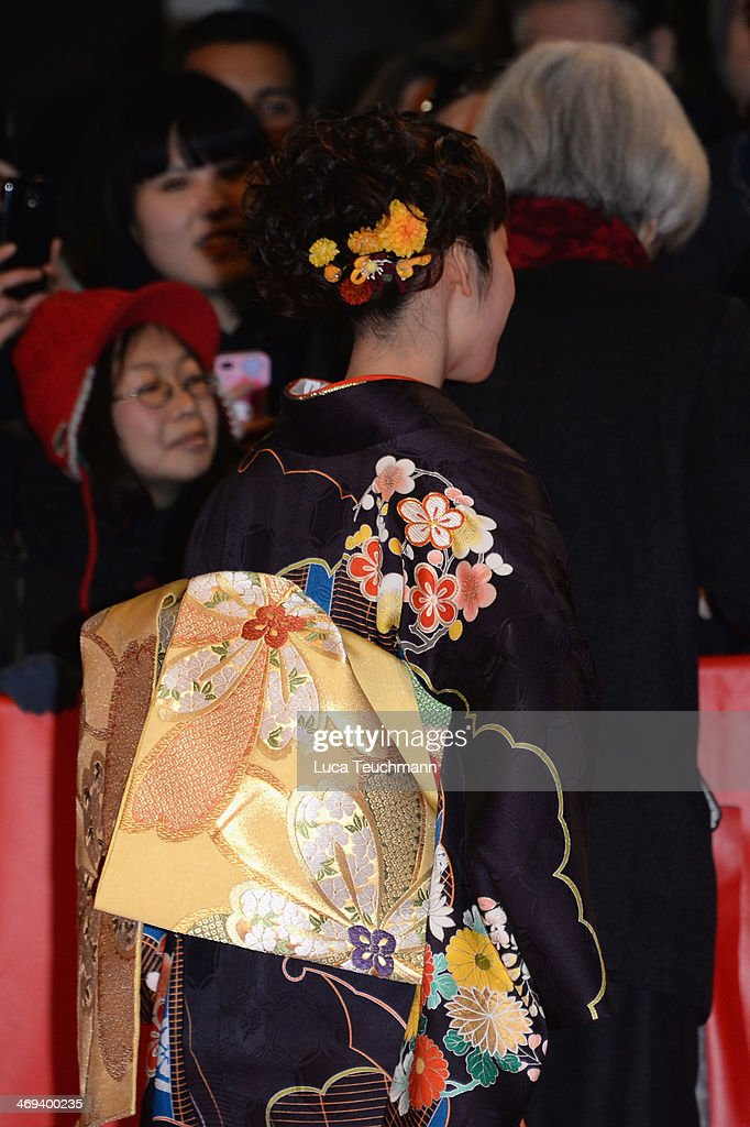 'The Little House' Premiere - 64th Berlinale International Film Festival : News Photo