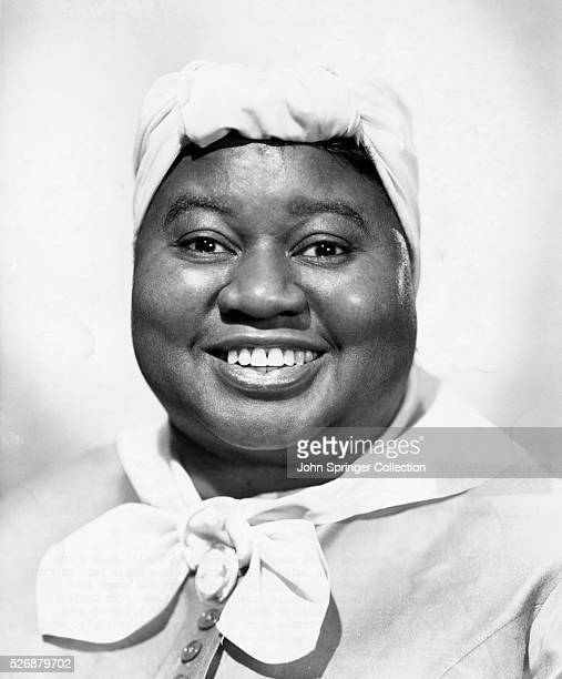 Actress Hattie McDaniel as Mammy from the 1939 film Gone with the Wind