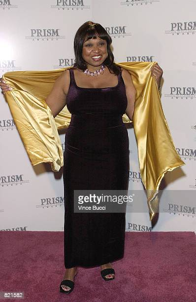 Actress Hattie Winston attends the 5th Annual Prism Awards presented by the Entertainment Industries Council which honored accurate depictions of...