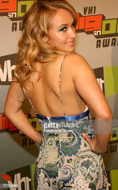 Actress Hayden Panettiere arrives to the VH1 Big in '06 Awards held at Sony Studios on December 2 2006 in Culver City California
