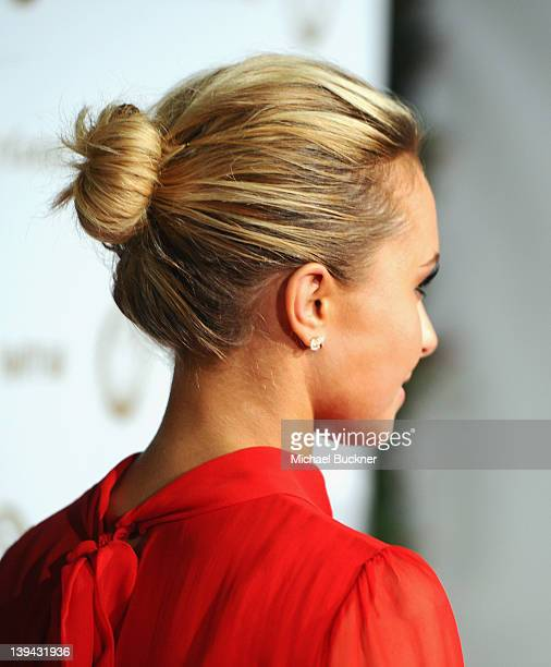 "Actress Hayden Panettiere attends Vanity Fair and Juicy Couture ""Vanities"" 20th Anniversary hosted by Vanity Fair West Coast Editor Krista Smith and..."