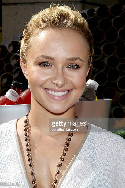 Actress Hayden Panettiere attends Variety's 5th annual Power Of Youth event presented by The Hub at Paramount Studios on October 22 2011 in Hollywood...