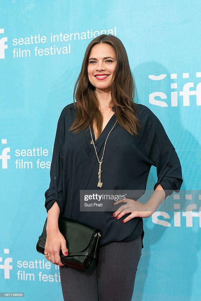 40th Seattle International Film Festival : News Photo