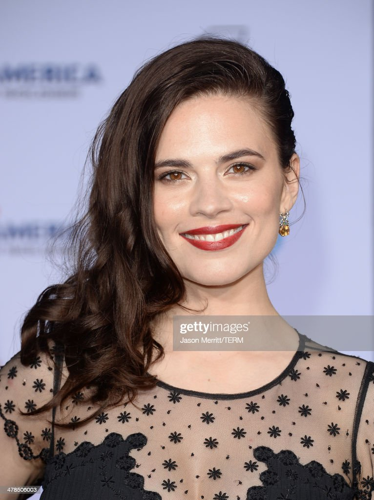 """Premiere Of Marvel's """"Captain America: The Winter Soldier"""" - Arrivals : News Photo"""