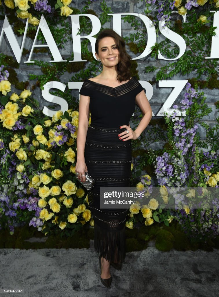 """New York Red Carpet Premiere Screening Event Of STARZ """"Howards End"""""""