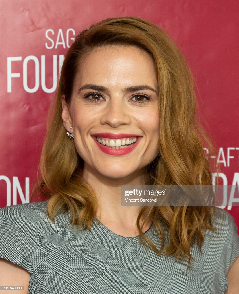 SAG-AFTRA Foundation Conversations With Hayley Atwell