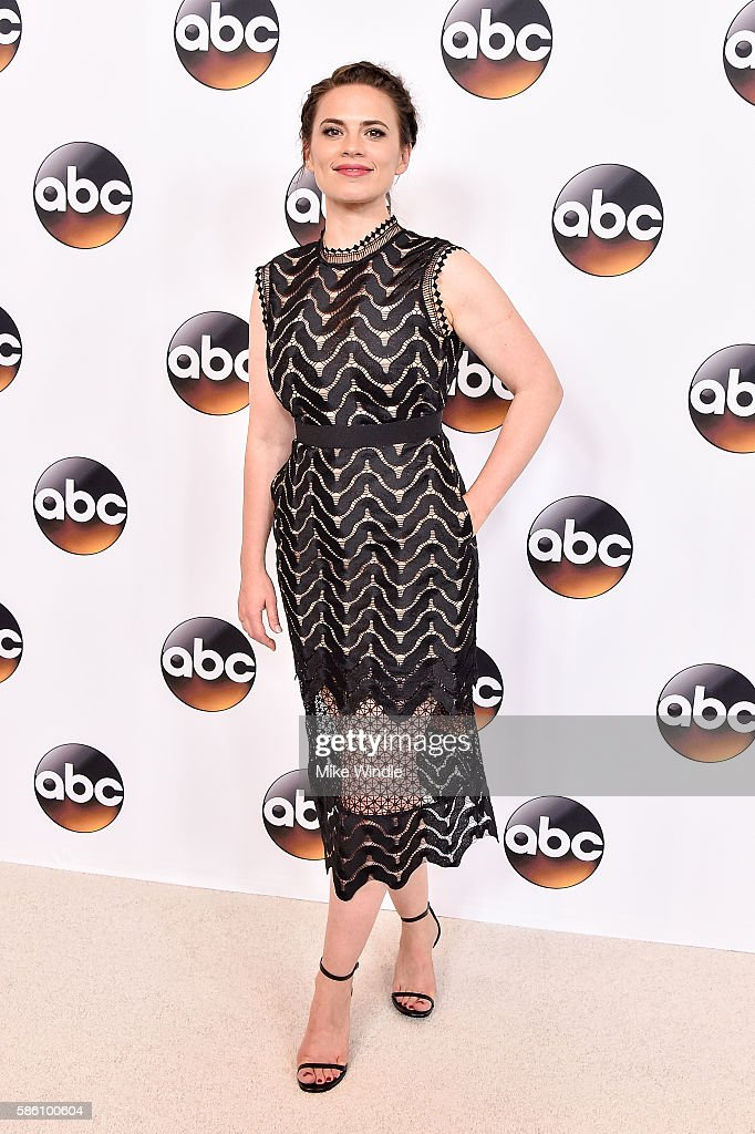 Disney ABC Television Group Hosts TCA Summer Press Tour : News Photo