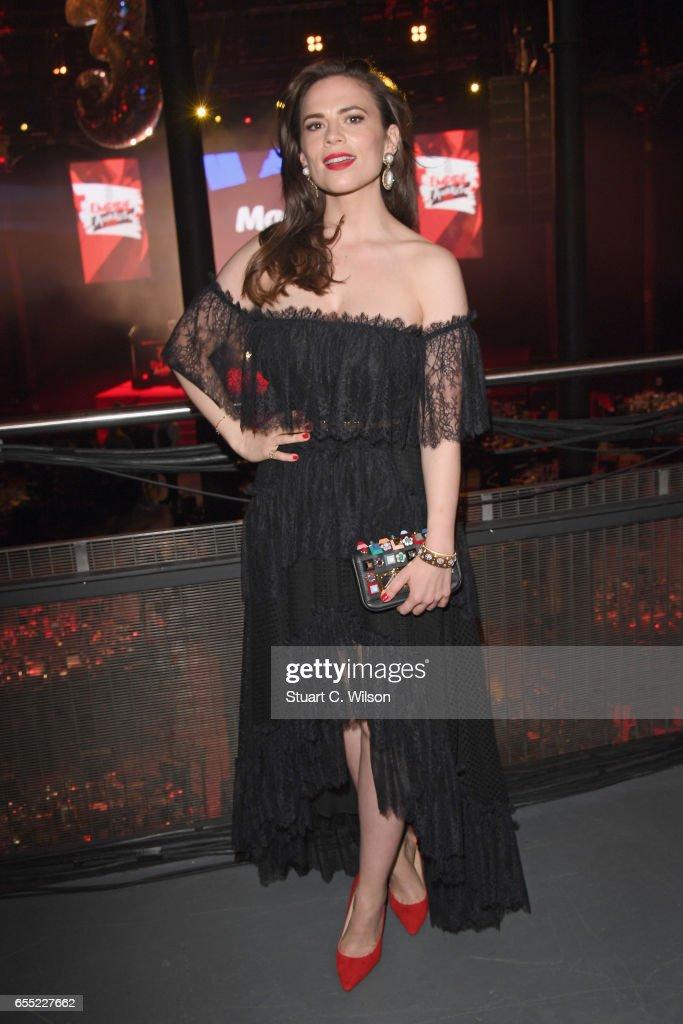 Three Empire Awards - Cocktail Reception : News Photo