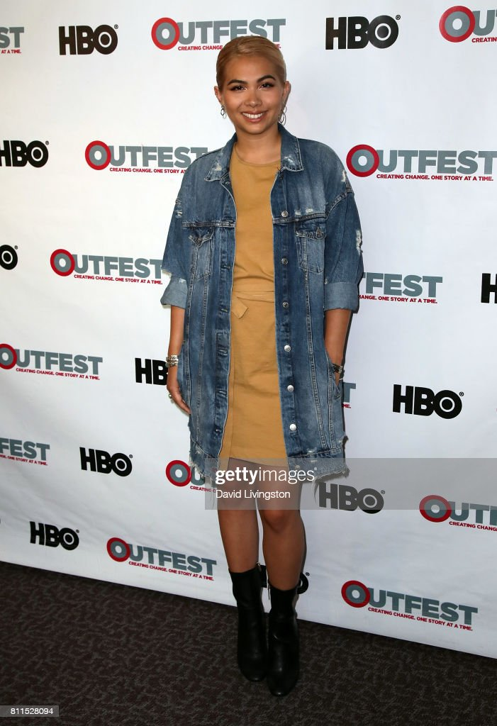 "2017 Outfest Los Angeles LGBT Film Festival - Centerpiece Screening Of ""Becks"" - Arrivals"