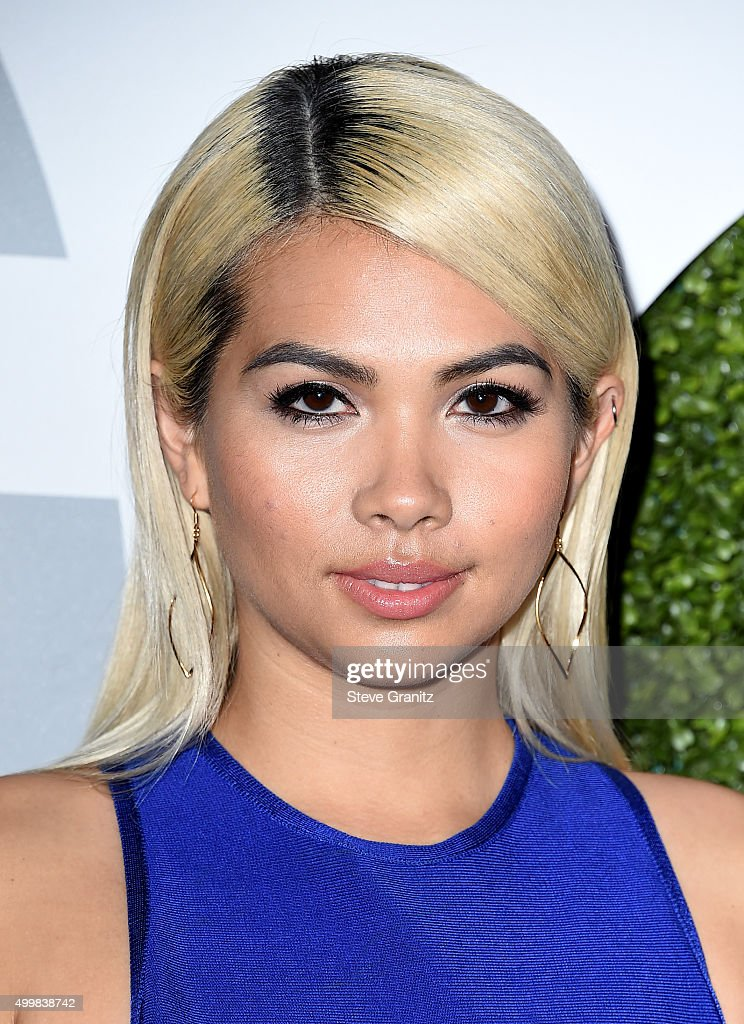Actress Hayley Kiyoko attends the GQ 20th Anniversary Men Of The Year Party at Chateau Marmont on December 3, 2015 in Los Angeles, California.