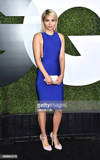 Actress Hayley Kiyoko attends the GQ 20th Anniversary Men Of The Year Party at Chateau Marmont on December 3 2015 in Los Angeles California