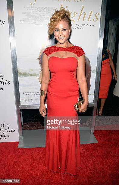Actress Hayley Marie Norman attends the premiere of Relativity Studios and BET Networks' film Beyond The Lights at ArcLight Hollywood on November 12...