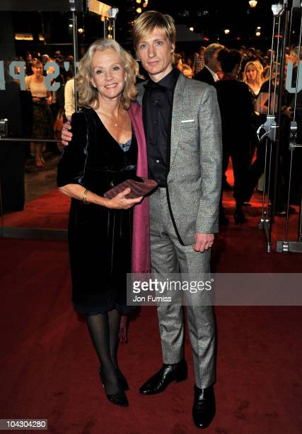 Actress Hayley Mills and musician Crispian Mills attend the Made in Dagenham world premiere at the Odeon Leicester Square on September 20 2010 in...