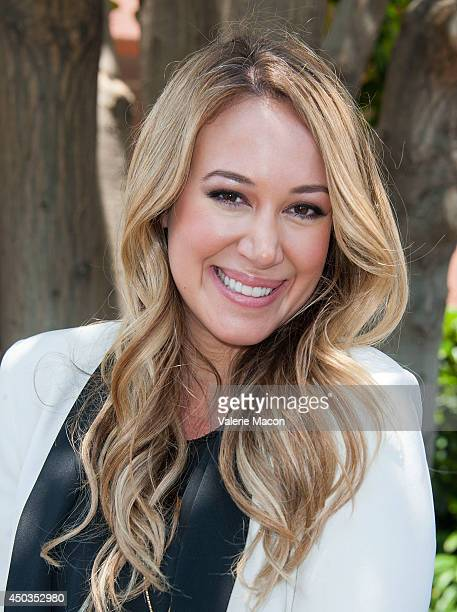 "Actress Haylie Duff attends the Fox Searchlight Pictures & Twentieth Century Fox Home Entertainment Celebrates ""Napoleon Dynamite"" 10th Anniversary..."