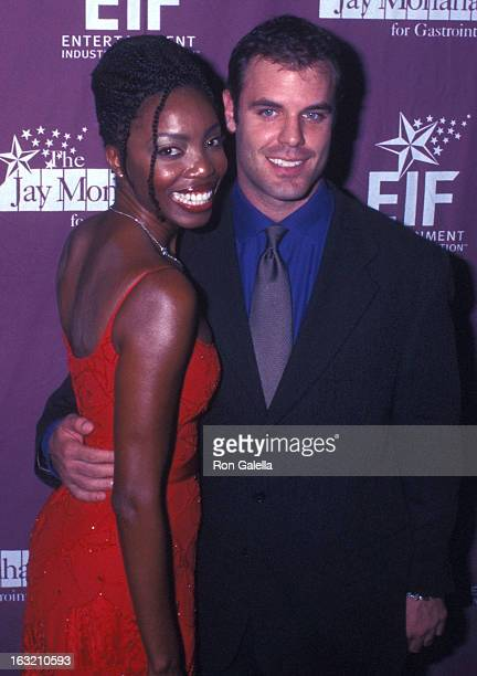 Actress Heather Headley and boyfriend Brian Musso attend 42nd Vine Hollywood Hits Broadway Katie Couric and the Entertainment Industry Foundation...