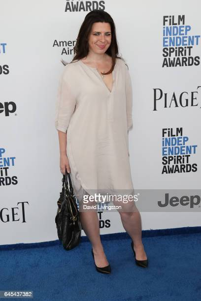 Actress Heather Matarazzo attends the 2017 Film Independent Spirit Awards on February 25 2017 in Santa Monica California