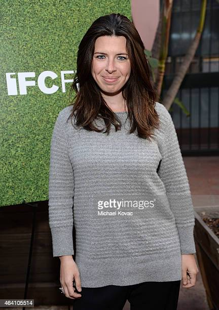 Actress Heather Matarazzo attends the AMC Networks and IFC Films Spirit Awards After Party on February 21 2015 in Santa Monica California