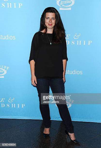 Actress Heather Matarazzo attends the premiere of Love and Friendship at Directors Guild Of America on May 3 2016 in Los Angeles California