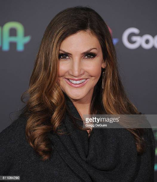 Actress Heather McDonald arrives at the premiere of Walt Disney Animation Studios' 'Zootopia' at the El Capitan Theatre on February 17 2016 in...