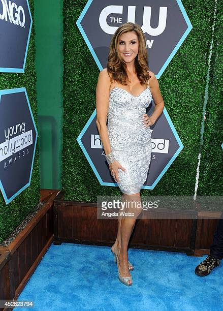 Actress Heather McDonald attends the 2014 Young Hollywood Awards brought to you by Samsung Galaxy at The Wiltern on July 27 2014 in Los Angeles...