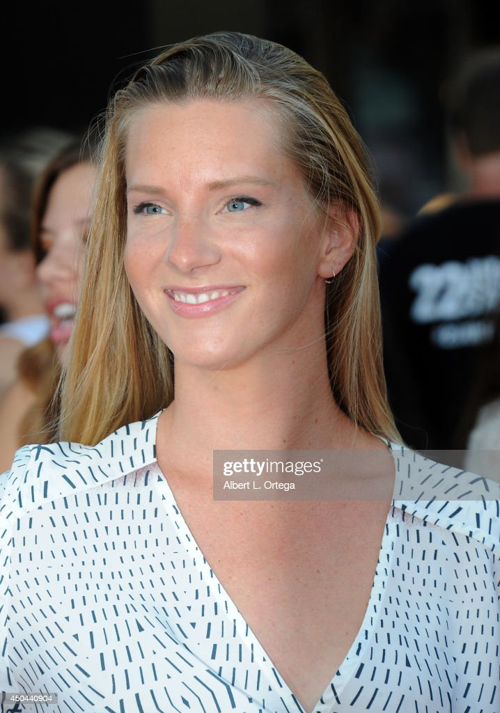 Actress Heather Morris arrives for the Premiere Of Columbia Pictures' '22 Jump Street' held at Regency Village Theatre on June 10, 2014 in Westwood, California.