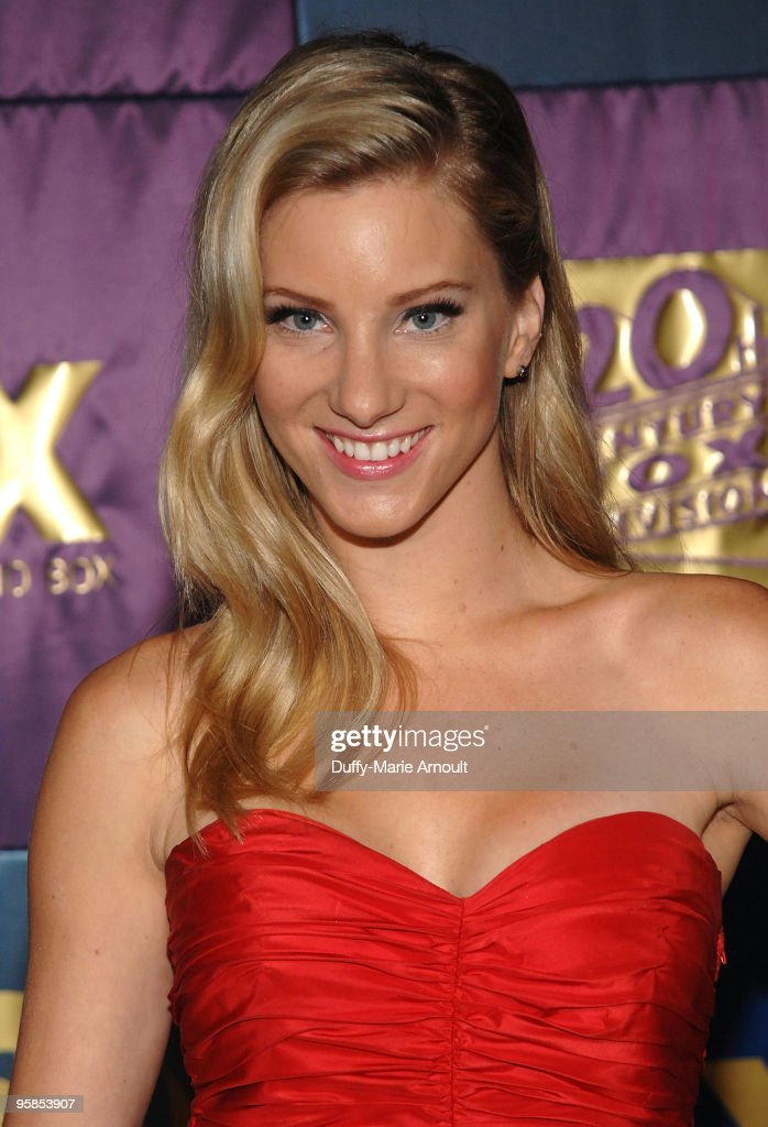 Actress Heather Morris attends Fox's 2010 Golden Globes Awards Party at Craft on January 17, 2010 in Century City, California.