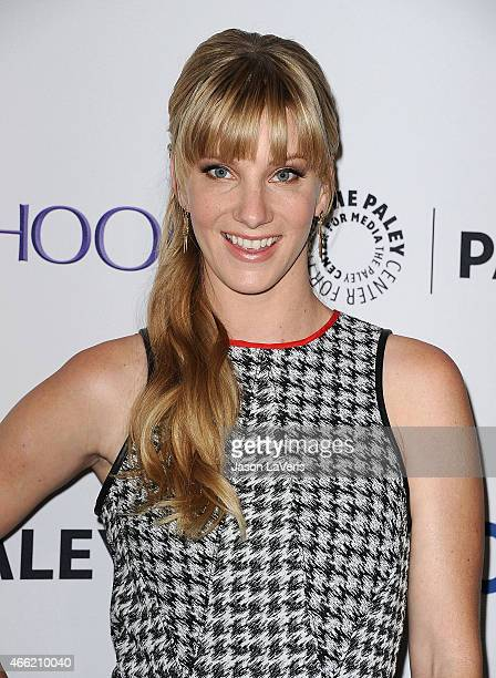 Actress Heather Morris attends the 'Glee' event at the 32nd annual PaleyFest at Dolby Theatre on March 13 2015 in Hollywood California